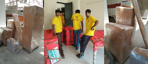 packers & movers delhi to cochin