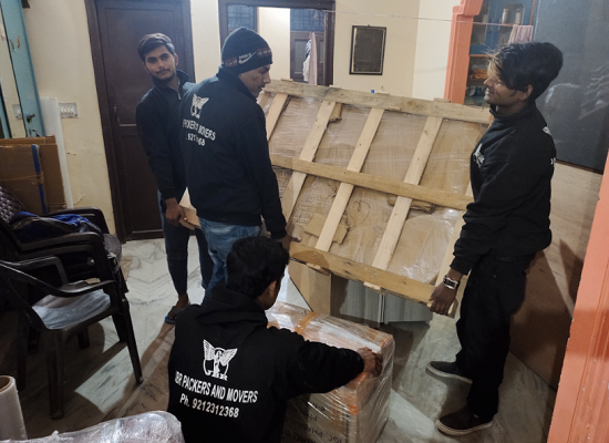 packers & movers delhi to varanasi